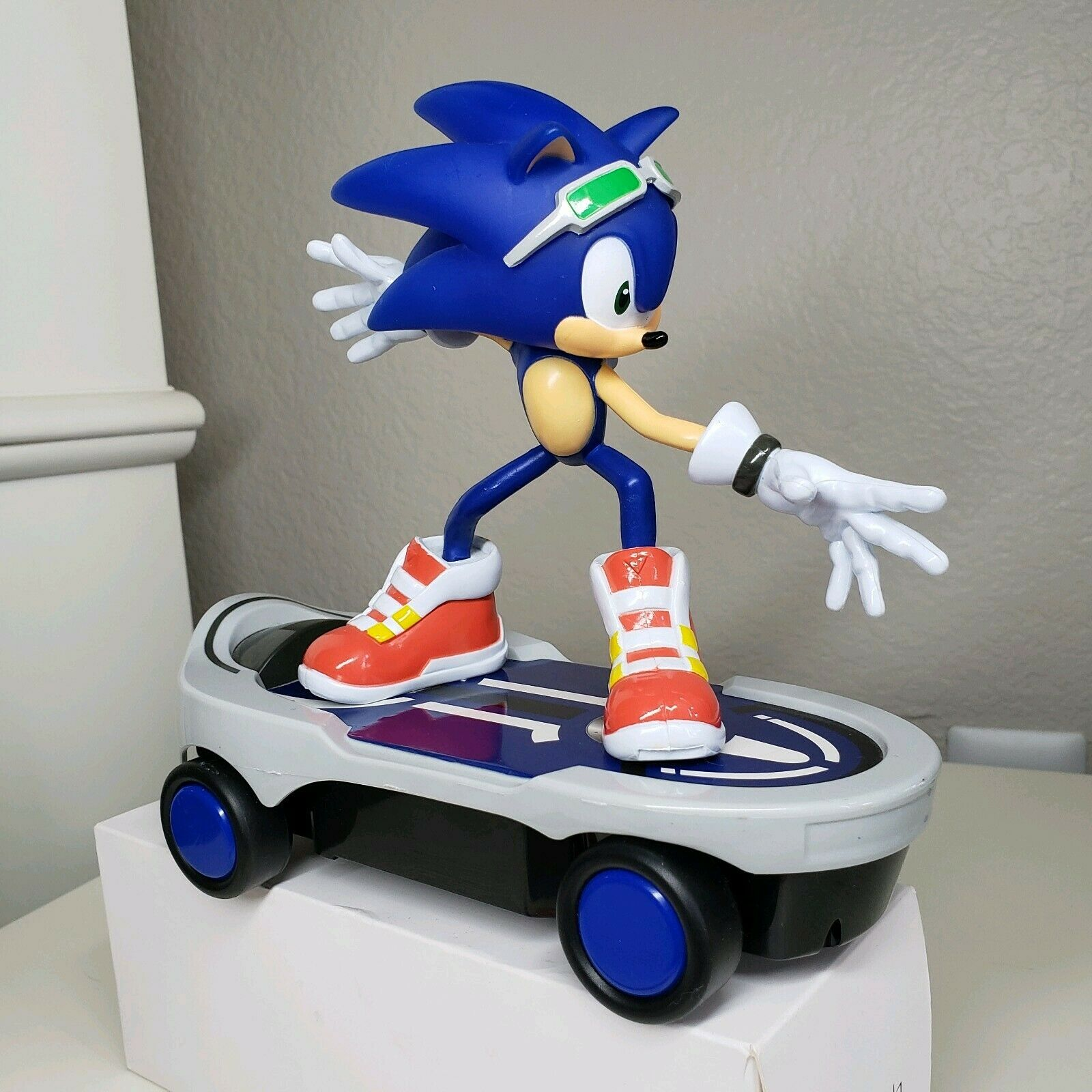 NKOK Sonic Free Rider R C Sega Sonic The Hedgehog
