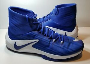 grandes baloncesto Clear o Zoom 441 Zapatillas 18 856486 Tama Nike de Out blanco azul REX5Fx