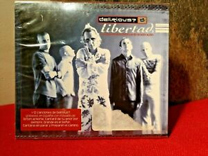 Sealed! Libertad by Delirious? (CD, May-2003, Furious Records in Spanish)  New!