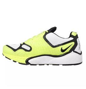 NUOVO da uomo Nike Air Zoom Talaria '16 Scarpe corsa NEON BIANCO 844695 700