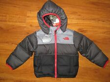 Boys The North Face down moondoggy reversible jacket 2t