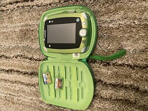Leappad 2 Early Learning System with Stylus, Case, and 2 Games  Tested