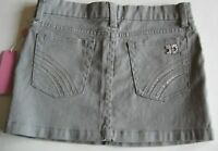 Joe's Girls silver Miniskirt (14)