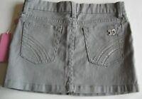 Joe's Girls silver Miniskirt (14)