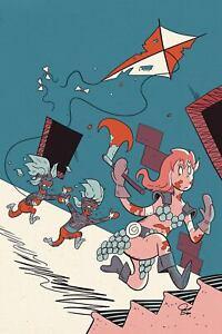 Die!Namite #2 Vincenzo Carratu Destroyed Dr Seuss Virgin Variant Dynamite Comic