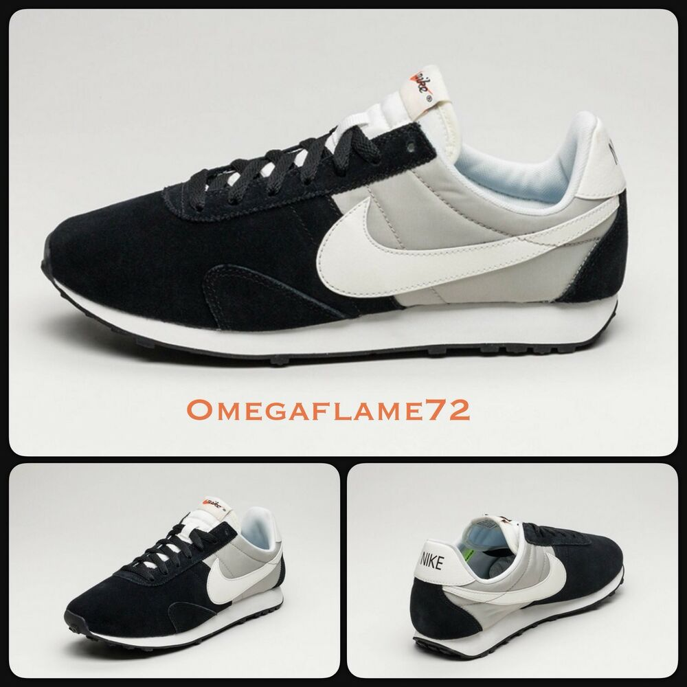 Nike Pre Montreal'17, 898031-001, UK 10, eu 45, US 11, noir, gris pâle-
