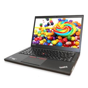 Lenovo ThinkPad T450s Core i5-5300U 2,3GHz 8Gb 240Gb SSD Win10 IPS 1920x1080 K