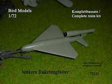 Junkers Raketengleiter       1/72 Bird Models Resinbausatz / resin kit