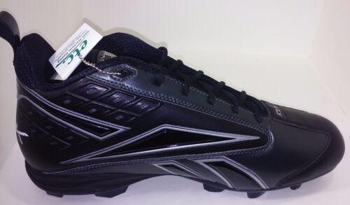 New Reebok Pro Thorpe II Mid M12 Mens Football Cleats Size 17