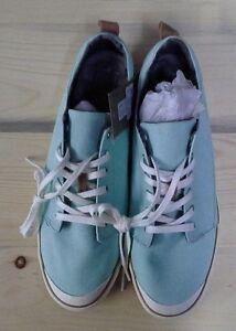 Low Women's Size Sneaker 10 884805166693 Aqua Reef walled R40wxqq