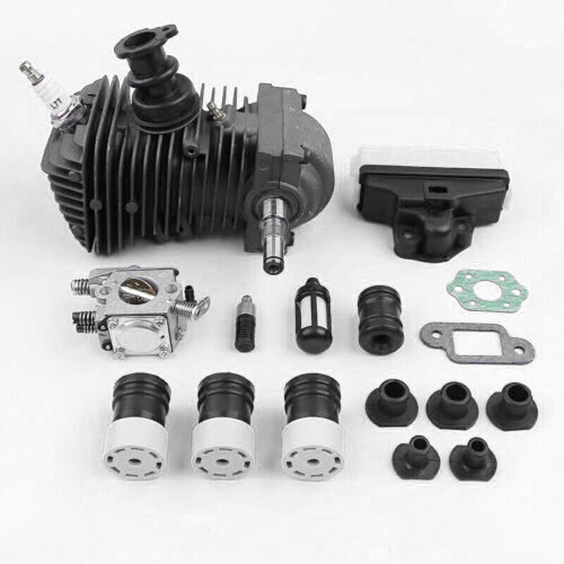 Cylinder Piston Buffer Engine Replacement Part For Stihl 025 023 MS250 MS230