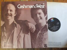 ABCL 5058 Cashman & West - Lifesong - 1974 LP