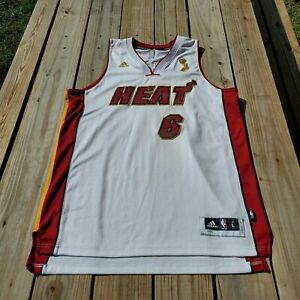 Adidas LeBron James Trophy NBA Finals Championship Jersey Mens ...