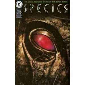 Species #1 in Near Mint minus condition. Dark Horse comics [*q4]