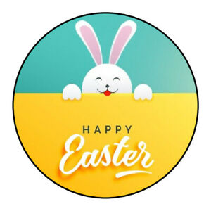 Happy-Easter-Rabbit-Duck-Sticker-Party-Sweet-Cone-Gift-Egg-Hunt-Chocolate-Coin