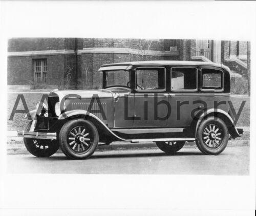 Ref. #44801 Picture 1928 Graham 610 Five Passenger Sedan Factory Photo