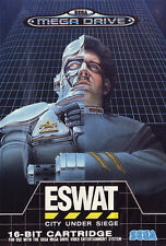 ## SEGA Mega Drive - ESWAT / E-SWAT: City under Siege / MD Spiel ##