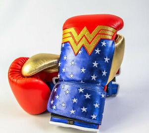 TopBoxer Wonder Woman Boxing Gloves