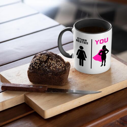 Details about  /Bestie Mug Coffee Cup Funny Gift Idea For Best Friend Birthday Present BFF R-11F