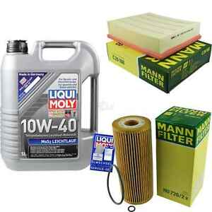 Inspection-Kit-Filter-LIQUI-MOLY-Oil-5L-10W-40-for-Audi-A4-Avant-8D5-B5