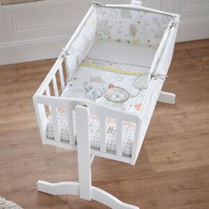 Pare-chocs Literie Bale Set Baby Nursery Cot 2 Pièces Couette