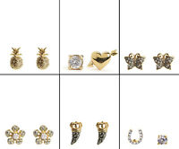 Juicy Couture Earrings Brand In Box