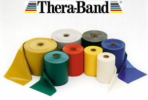 Theraband-Thera-Band-RESISTENZA-fasce-NHS-eserzio-PILATES-YOGA-FISIOTERAPIA
