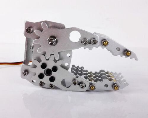 Robot Mechanical Claw Clamper Gripper Arm w// MG996R Servos Assembled for Arduino