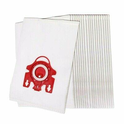20 3D Type Hyclean FJM Bags For MIELE S500 S510 S511 S512 S571 S578 S599 Vacuum