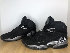 dfb0b566432 item 2 Nike Air Jordan 8 Retro Black Chrome Style 305381-003 Size 8 Used  VIII -Nike Air Jordan 8 Retro Black Chrome Style 305381-003 Size 8 Used VIII