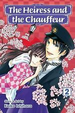 The Heiress and the Chauffeur, Vol. 2, Ishihara, Keiko, Good Condition, Book