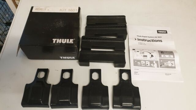 NEW Thule Rapid Fitting Kit 1543 for Roof Bars RENAULT Scenic 5 door 2009 on