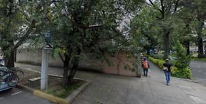 Terreno en esquina en venta, Polanco