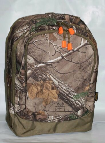 Fieldline Intro Day Pack Backpack Camo Realtree 2C2