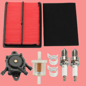 Air Fuel Filter Service Tune Up Kit Fit Honda Gx610 Gx620 Gx670