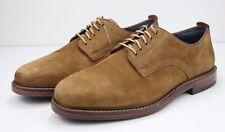 6912c929a62 Cole Haan Tyler Plain Toe Brown Suede Wood Dress Oxford Shoe Mens Size 8.5
