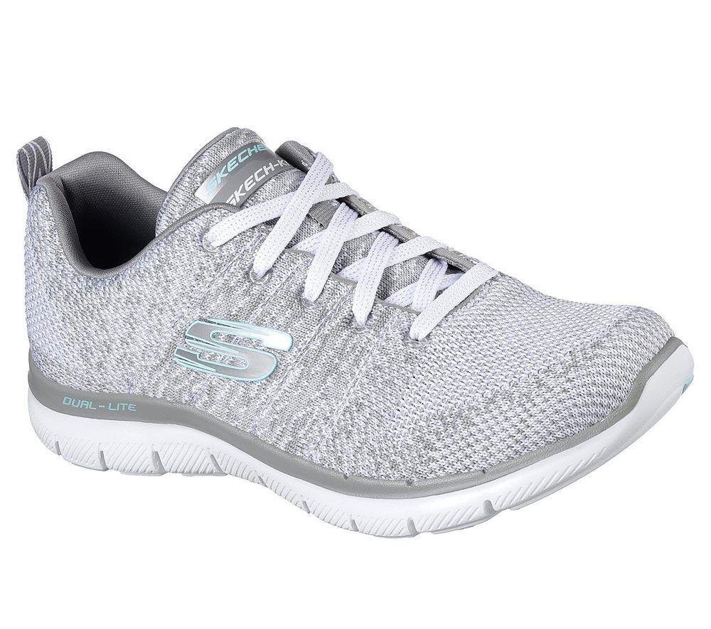 NEU SKECHERS APPEAL Damen Sneakers Freizeitschuhe FLEX APPEAL SKECHERS 2.0-HIGH ENERGY Weiß 86862f