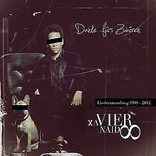 Danke-fuers-Zuhoeren-Best-Of-von-Xavier-Naidoo-CD-Zustand-gut