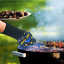 550-800-F-BBQ-Kitchen-Long-Large-Heat-Resistant-Silicone-Non-slip-Gloves miniature 1