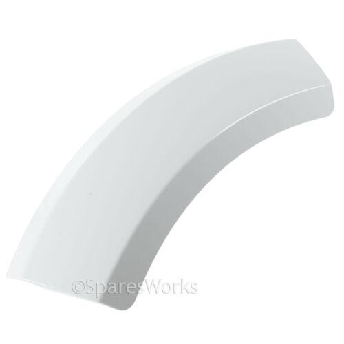Blanc poignée de porte plastique levier pour bosch sèche-linge spl 27343