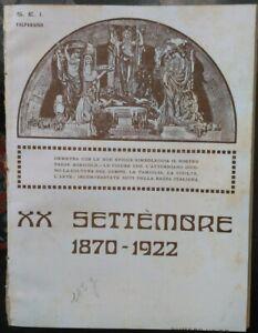 1870-1922-CILE-EMIGRANTI-ITALIANI-COMMEMORANO-BRECCIA-DI-PORTA-PIA-VALPARAISO