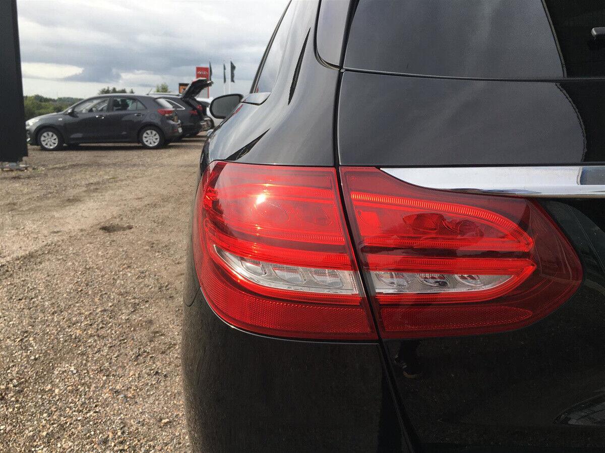Mercedes C250 2,0 AMG Line stc. aut. - billede 6