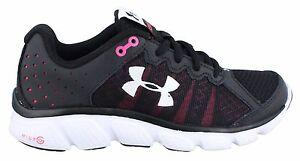 Under Armour Women's W Micro G Assert 6 Super Fitness Shoe 1266252-001 $70