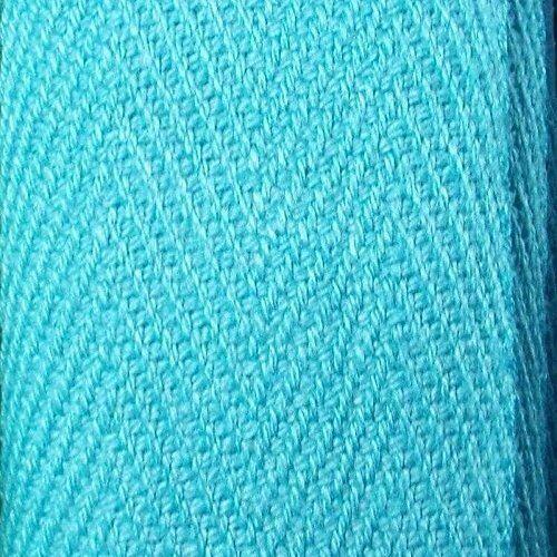 KRAFTZ® Herringbone Cotton Tape 12mm 25m Roll for Craft Bunting