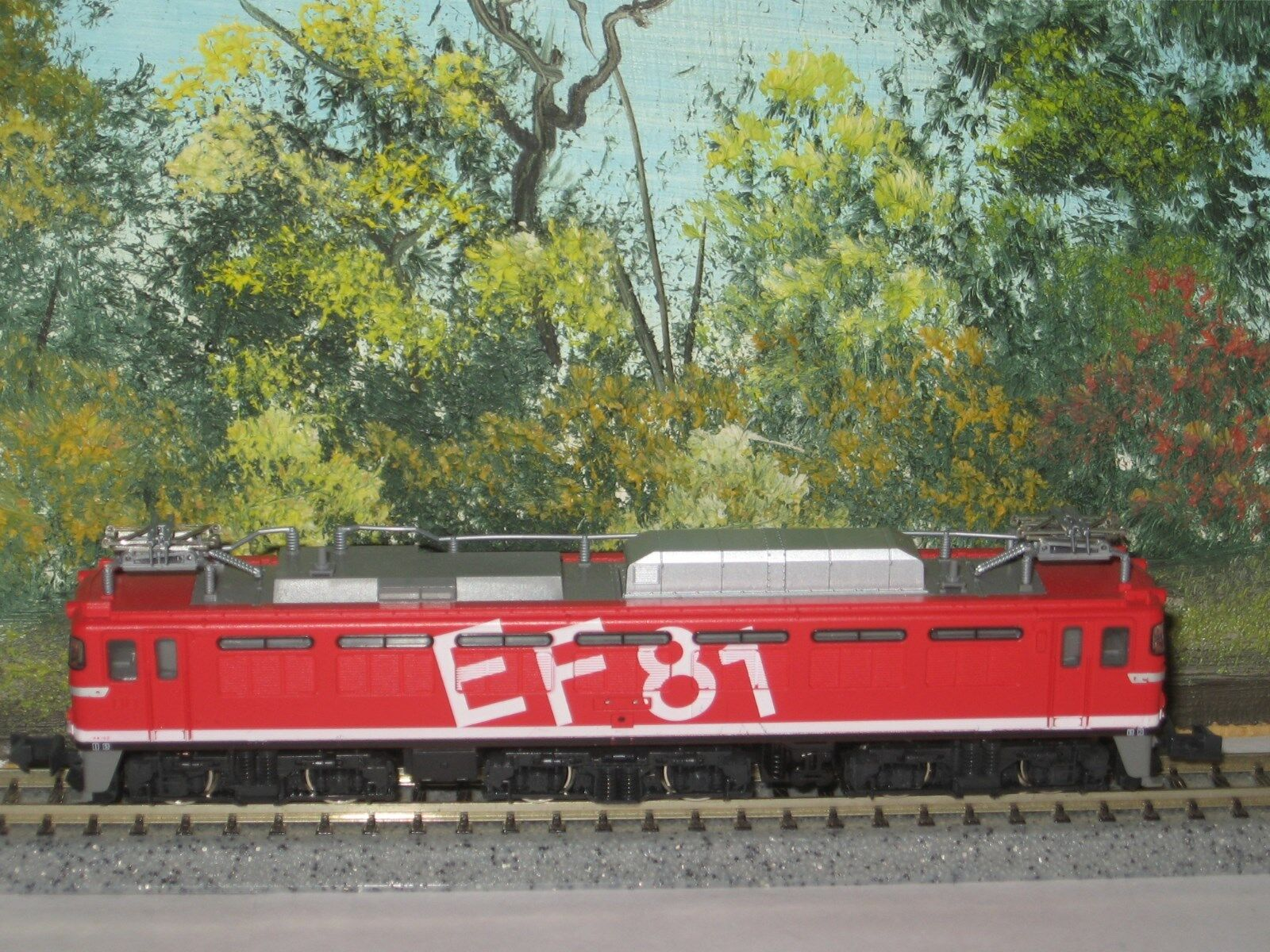 KATO N SCALE  3021-2 EF8195
