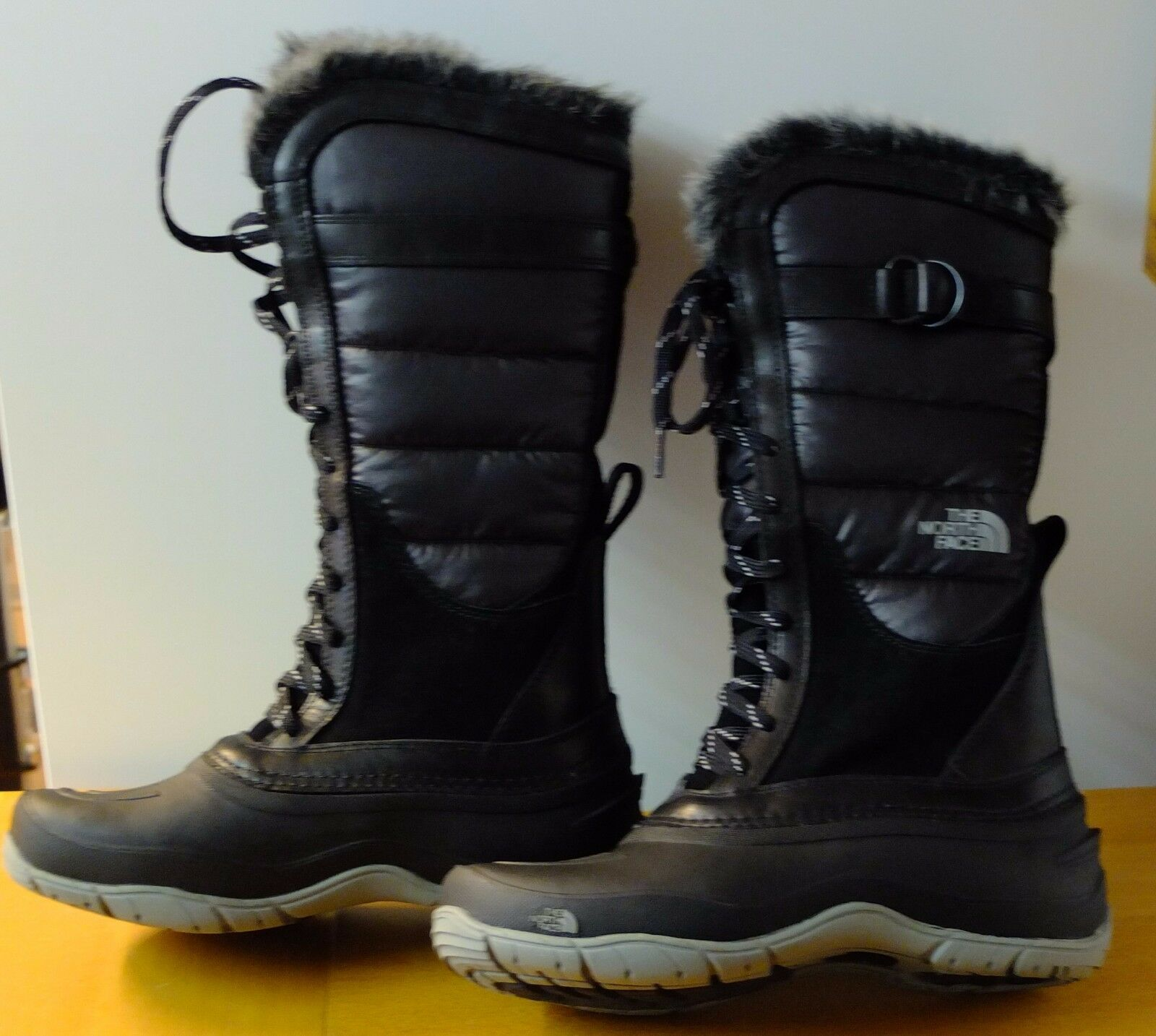 Tolle North Face Winterstiefel Fashion Modell Shellista Gr. 37,5 @KLASSE@