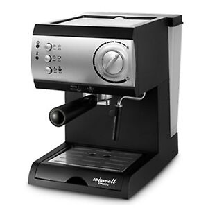 Image Is Loading Wiswell Semi Automatic Coffee Maker Dl 310 Barista