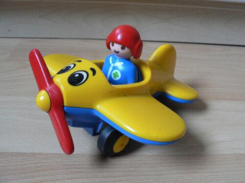 ♡ Playmobil 123 ♡ Propellerflugzeug 6717 ♡