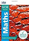 GCSE Maths Foundation Complete Revision & Practice (Letts GCSE 9-1 Revision Success) by Letts GCSE (Paperback, 2015)