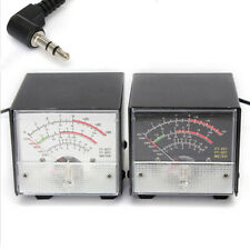 Hot External S Meter/SWR/Power Meter for Yaesu FT-857/FT-897 Metal Case Cover
